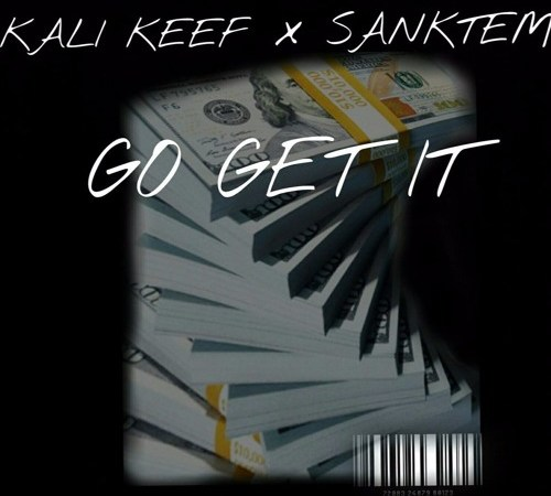 "Kali Keef – ""Go Get It"" (prod. Sanktem)"