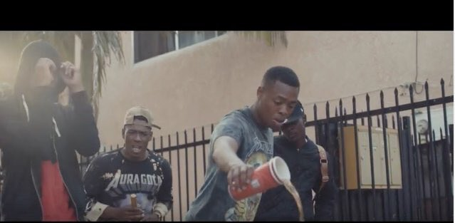 """Rob Two """"Jugg"""" Ft Fred Blaze Video"""