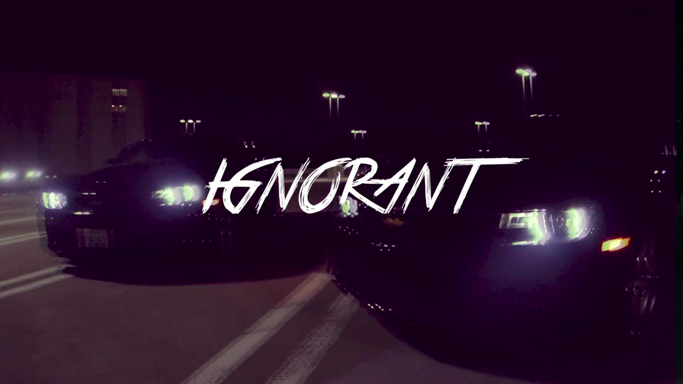 "DrainTheGod & Kwame JAW Link For ""Ignorant"" Visual"