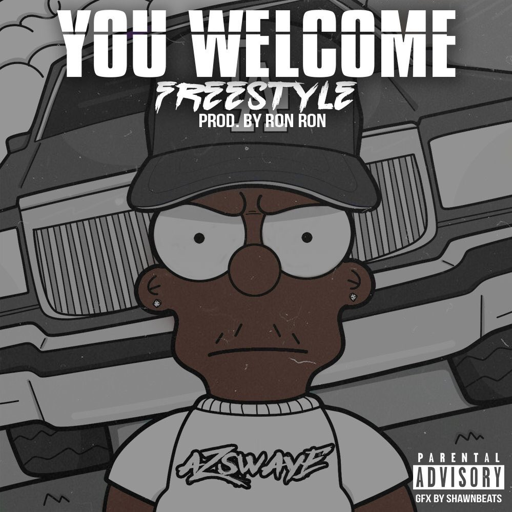AzSwaye Drops 3 FIRE New Records, YOU WELCOME