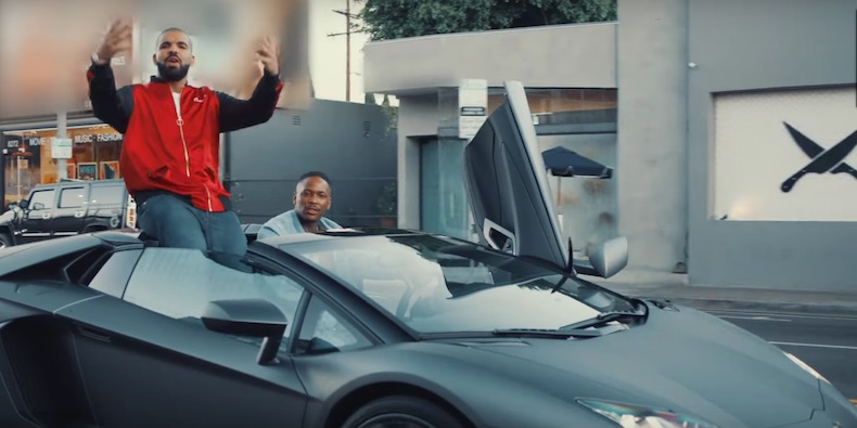 "YG ft. Drake & Kamaiyah- ""Why You Always Hatin?"" Music Video"