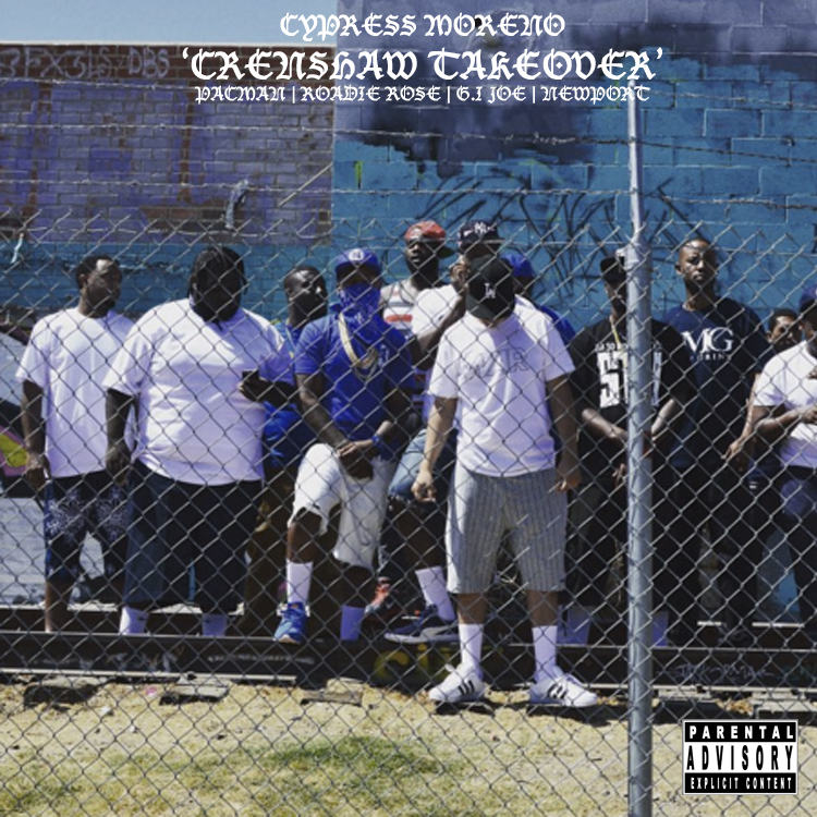 Crenshaw Takeover (Video) by Cypress Moreno