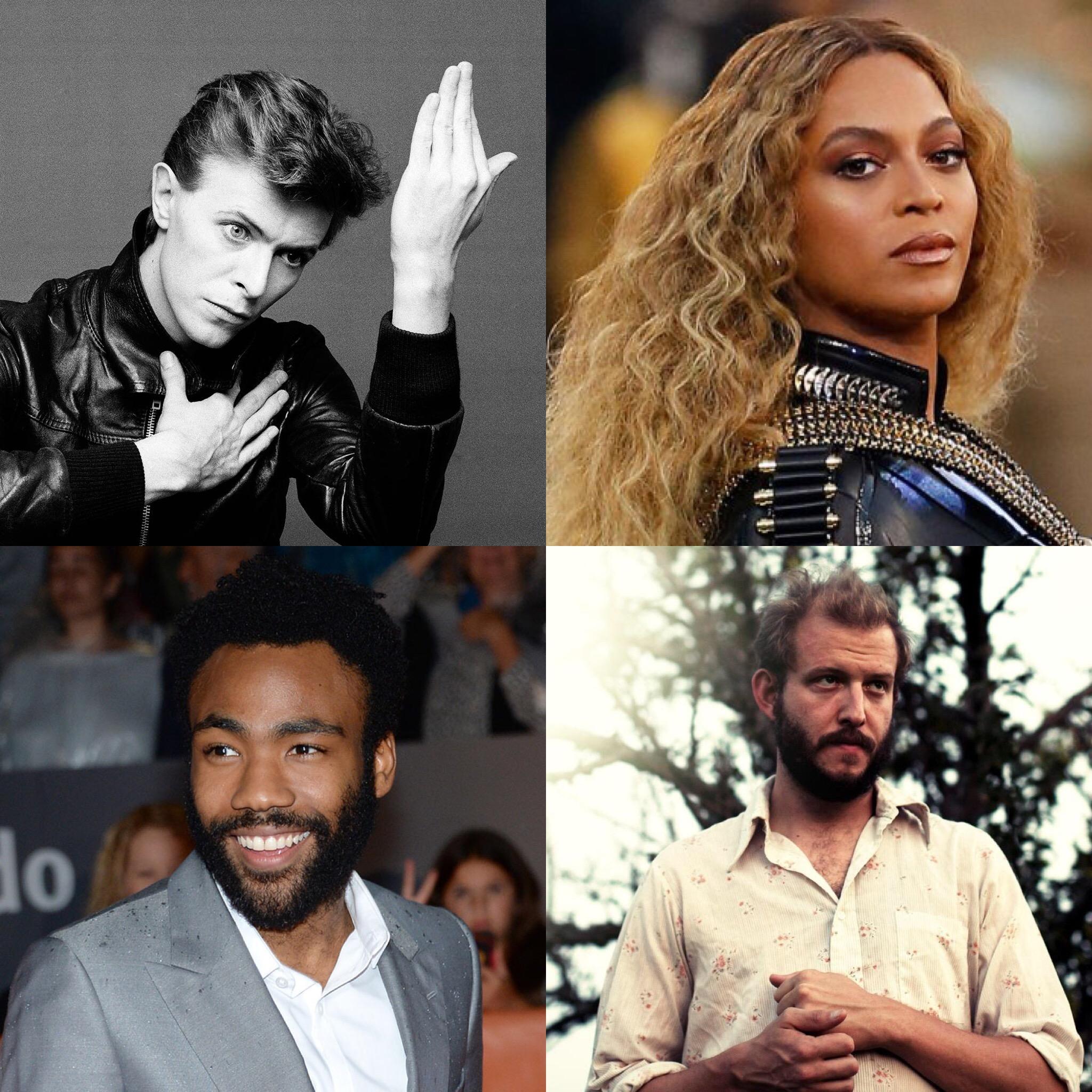Top 15 Non Hip-Hop Albums of 2016