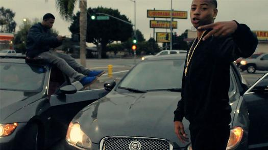 """Earl Swavey """"Blessing From Rosewood"""" Prod. Cypress Moreno (Video)"""