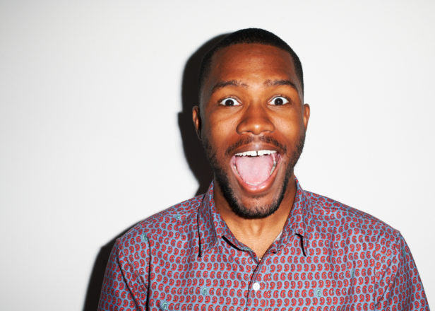 "Frank Ocean – ""Biking"" ft. Jay-Z & Tyler, the Creator"