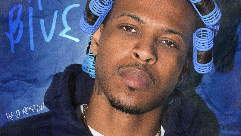 """Peep G Perico's newest project """"All Blue"""""""
