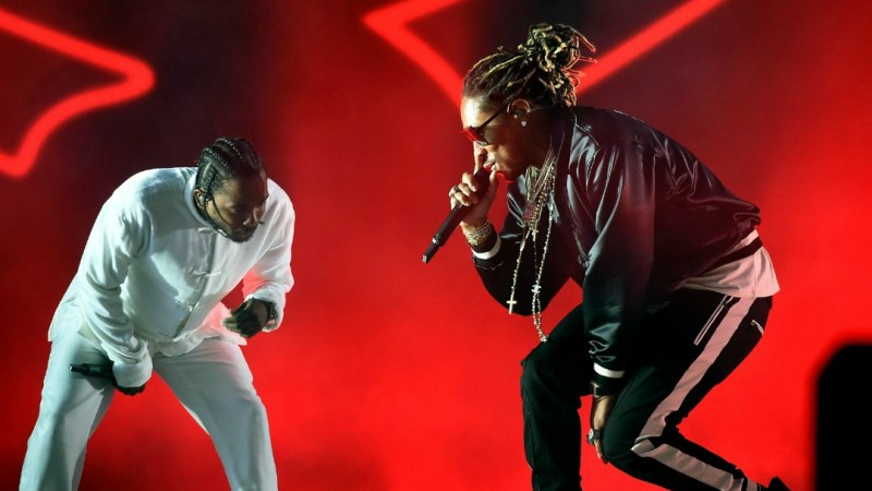 "Future – ""Mask Off Remix"" ft. Kendrick Lamar"