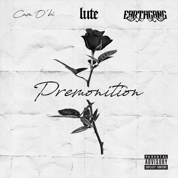 "Lute – ""Premonition"" Feat. Earthgang & Cam O'bi"