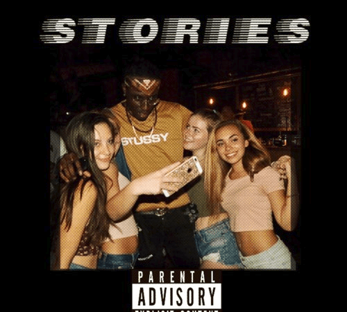 "Craigy F – ""STORIES"" Prod. by Trazilla"
