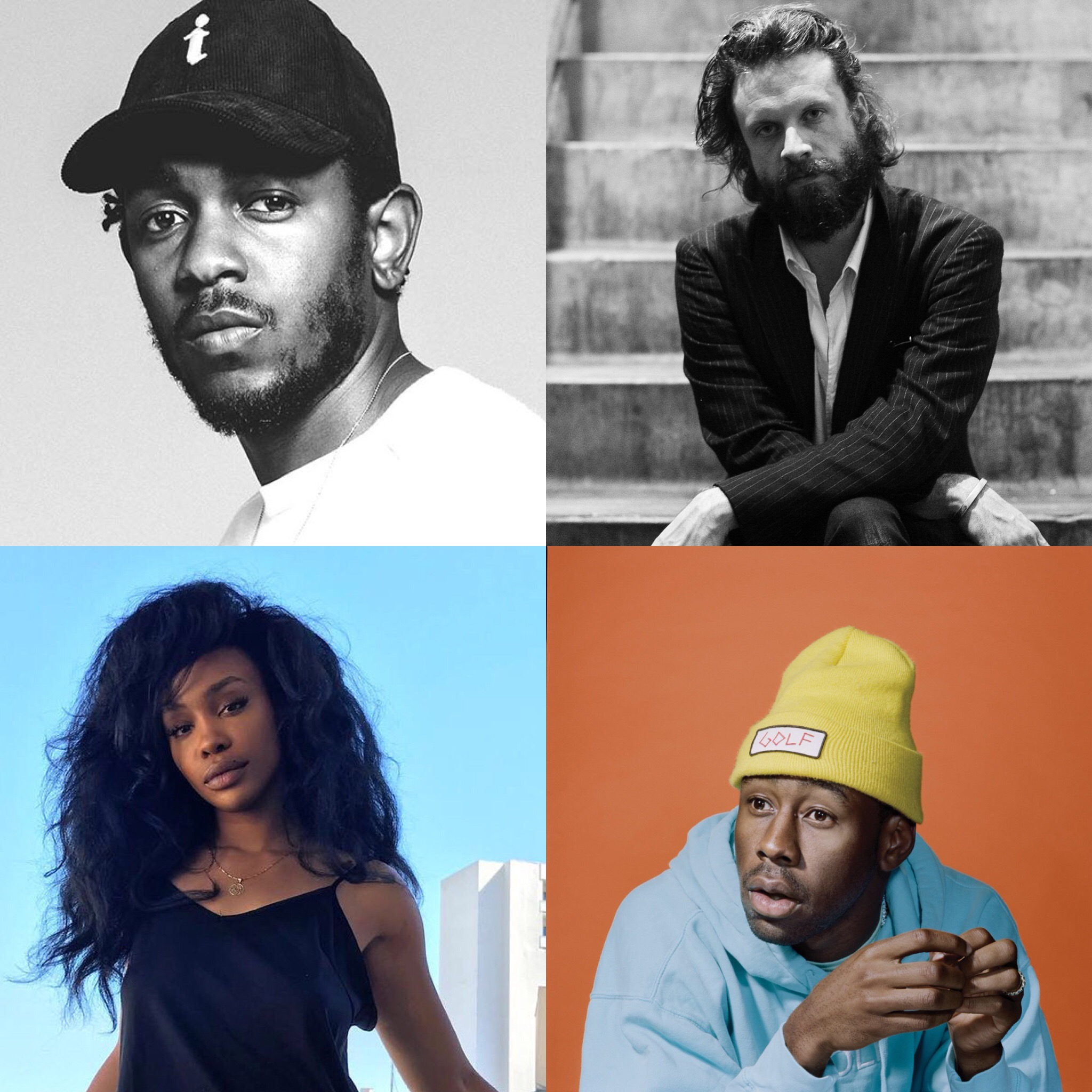 Top 25 Albums Of 2017