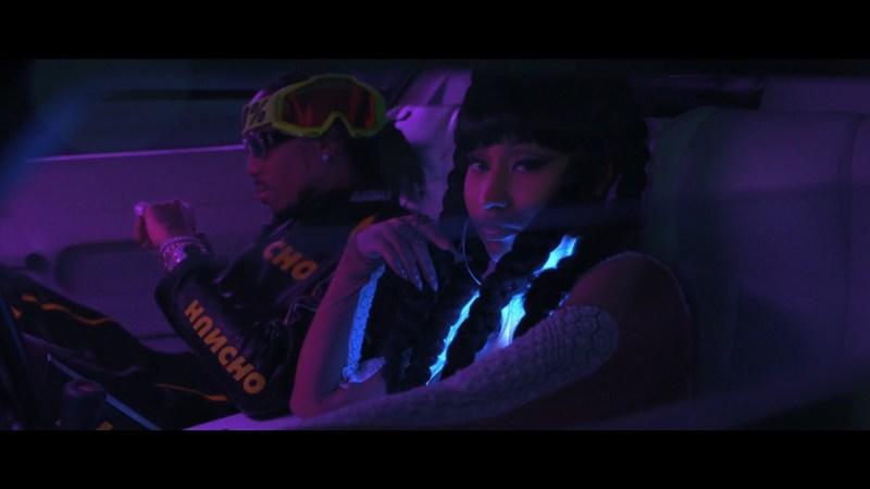 Migos, Nicki Minaj & Cardi B Drop Visuals For 'Motor Sport'