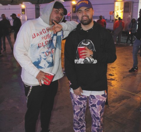 Rosecrans Radio Interviews Amir Obé at Rolling Loud