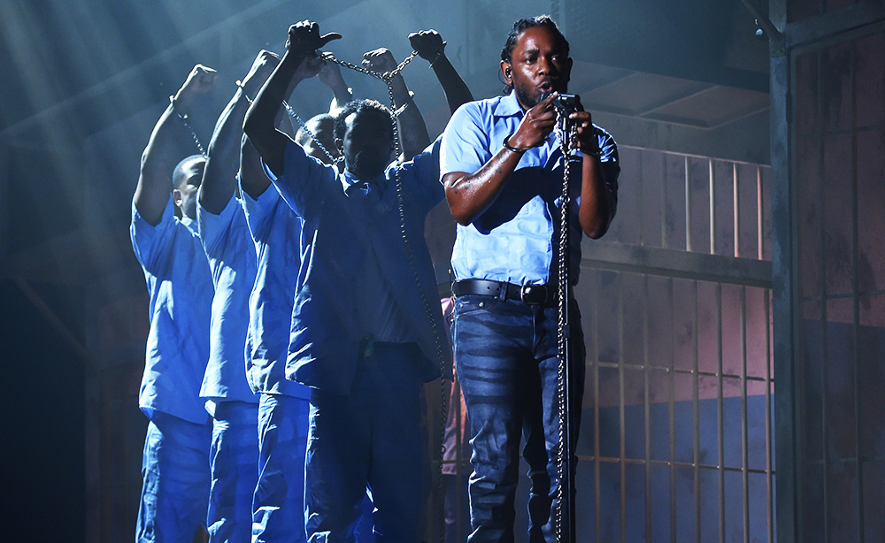 Kendrick Lamar and more set to preform at the 2018 Grammy's