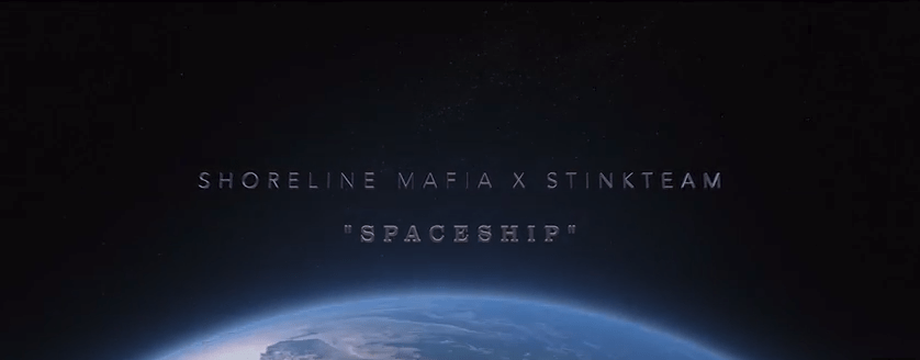 "Shoreline Mafia – ""Spaceship"" Feat. The Stinc Team"