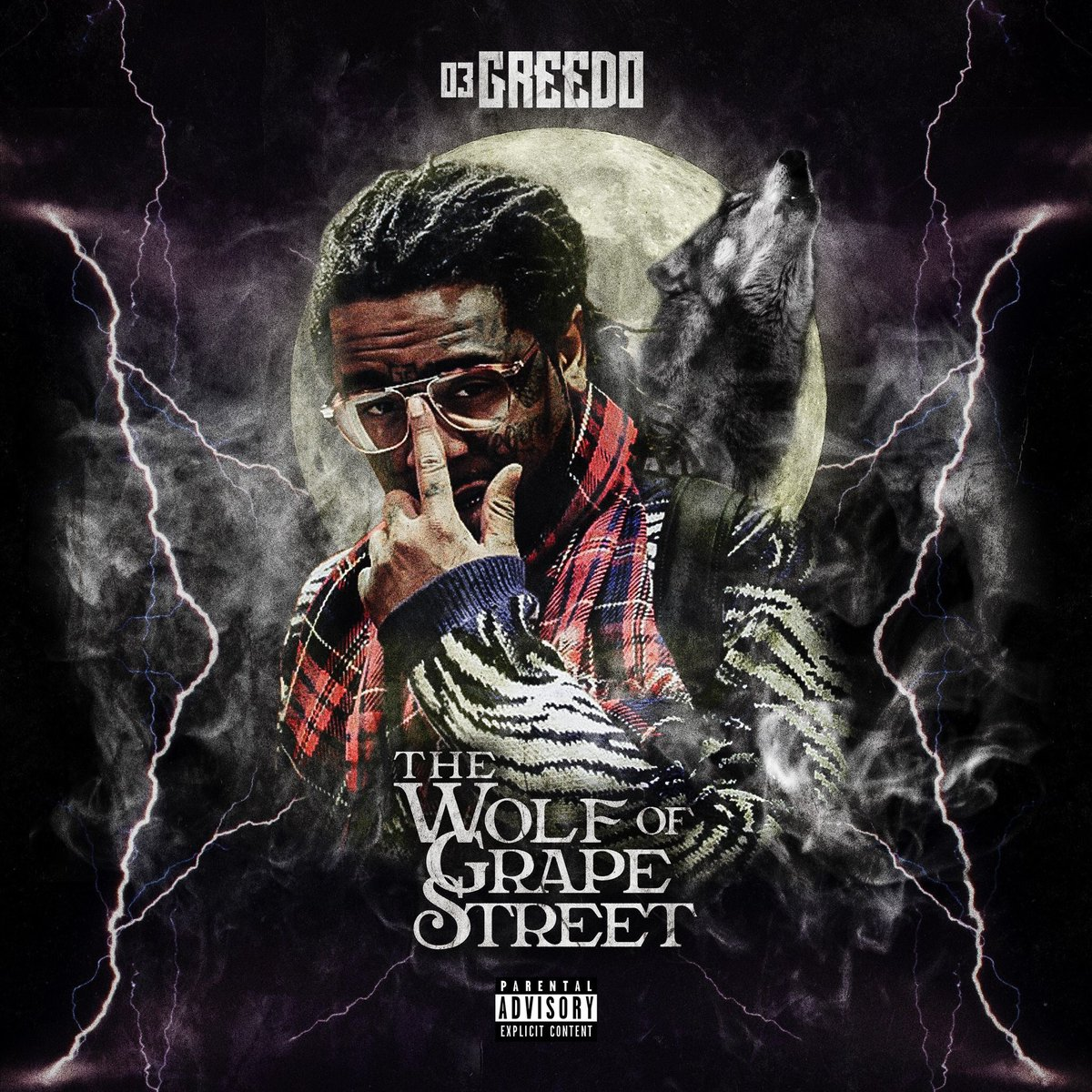 "03 Greedo ""The Wolf Of Grape Street"" Album Stream"