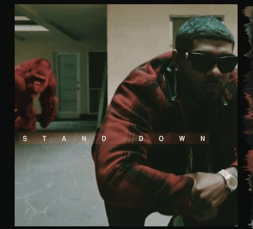"""Free Ackrite – """"Stand Down"""" (Prod. by NyneSix)"""