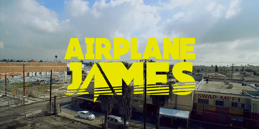 "Airplane James – ""5FT"" Feat. Jay Worthy Prod. by JB Minor"
