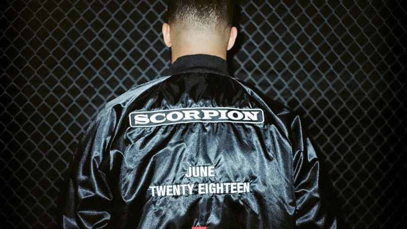 Drake Announces 'Scorpion' Album Coming in June