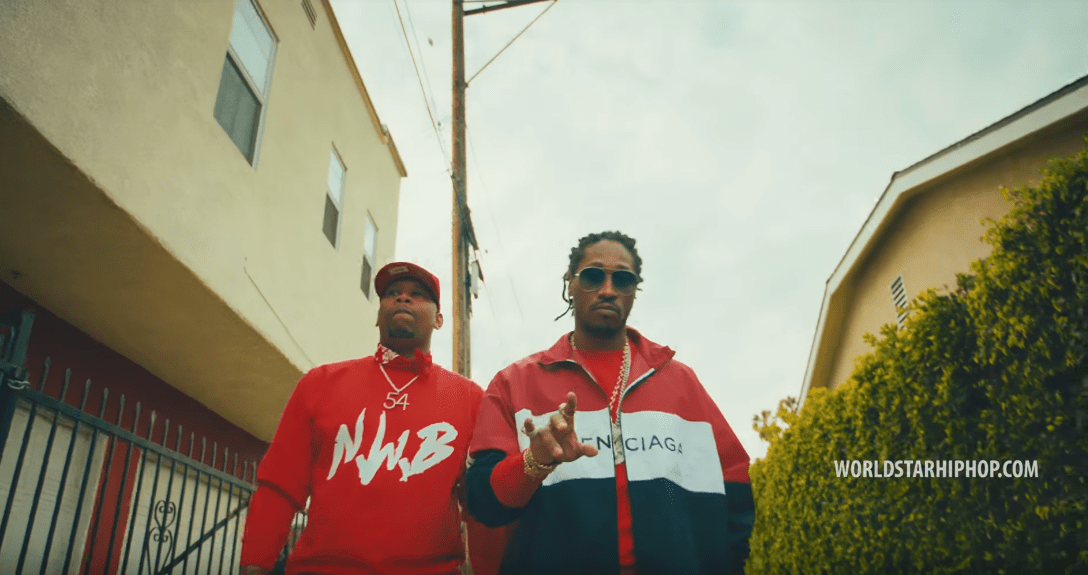 "Joe Moses – ""Back Goin Brazy"" Feat. Future Music Video (Prod. by Southside)"