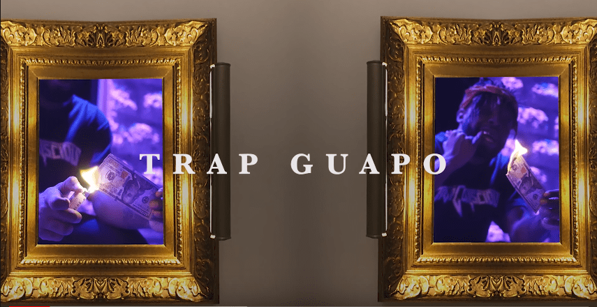 "Trap Guapo – ""Big Cap"" Feat. Jugwxve Music Video"