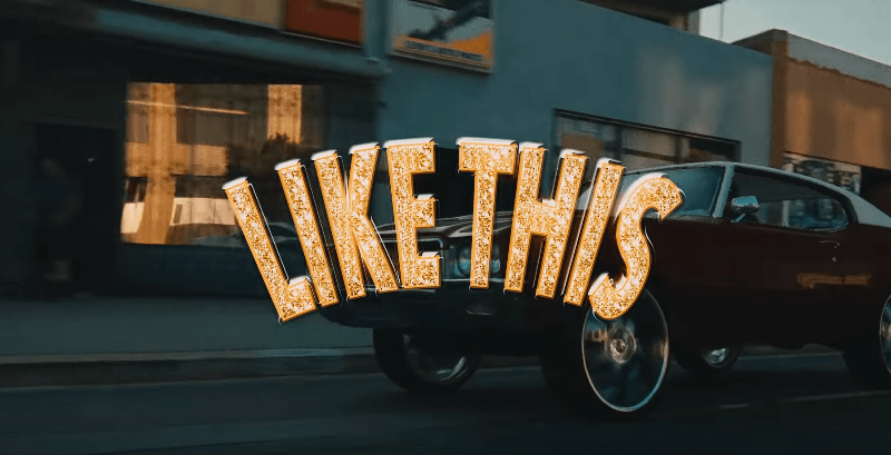 "Free Ackrite – ""Like This"" Feat. Yelohill Music Video Prod. Deejay Wes & RadioAktive"