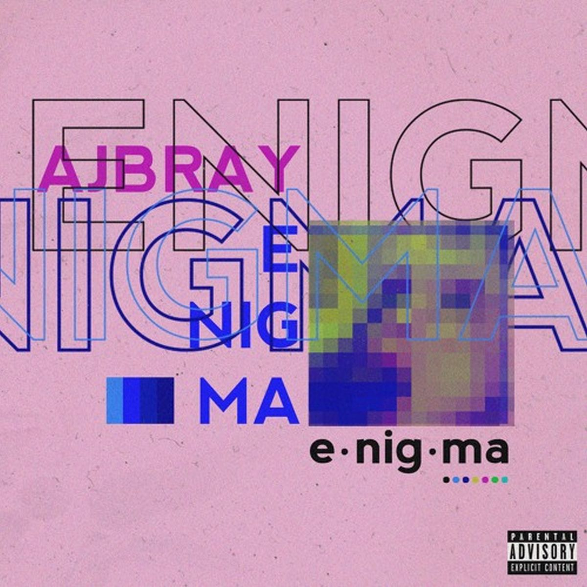 AJ Bray – Enigma