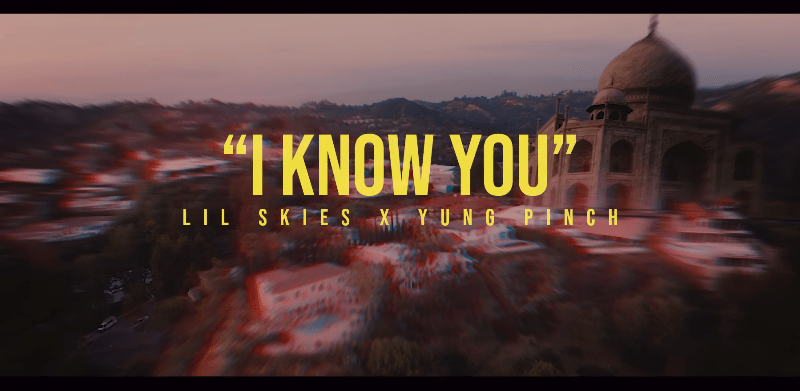 "Lil Skies x Yung Pinch – ""I Know You"" Music Video Dir. by Nicholas Jandora Prod. by Taz Taylor"