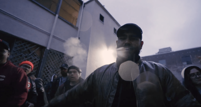 """Rossi Rock – """"That's My Lady"""" Music Video Dir. by Chris Gonz0"""