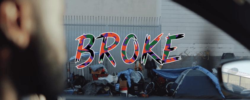 "Casey Veggies – ""Broke"" Feat. 03 Greedo Music Video"