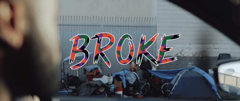 "Casey Veggies – ""Broke"" Feat. 03 Greedo Music Video"