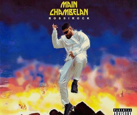 "Rossi Rock releases ""The Main Chambelan"" Album"