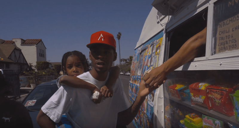 "KB Devaughn – ""The Heart"" Feat. Buddy Music Video"