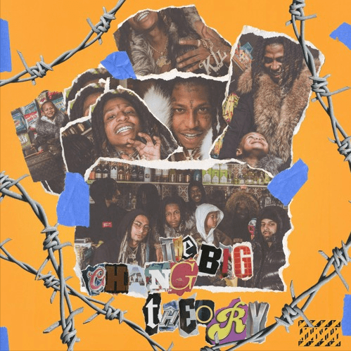 "Nef The Pharaoh – ""The Big Chang Theory"" Album"