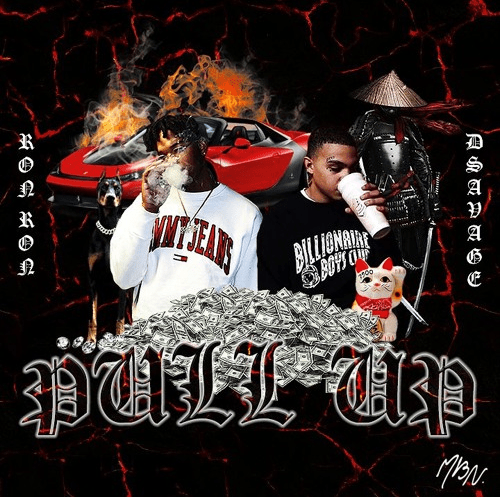 """Ron-Ron Releases Self Produced Track """"Pull Up"""" Feat. D Savage"""
