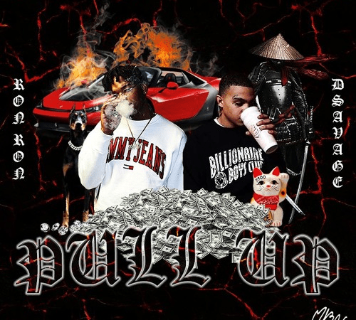 "Ron-Ron Releases Self Produced Track ""Pull Up"" Feat. D Savage"