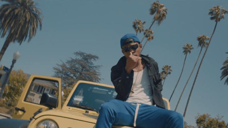"""PREMIERE: Taywill – """"Santa Monica"""" Music Video"""