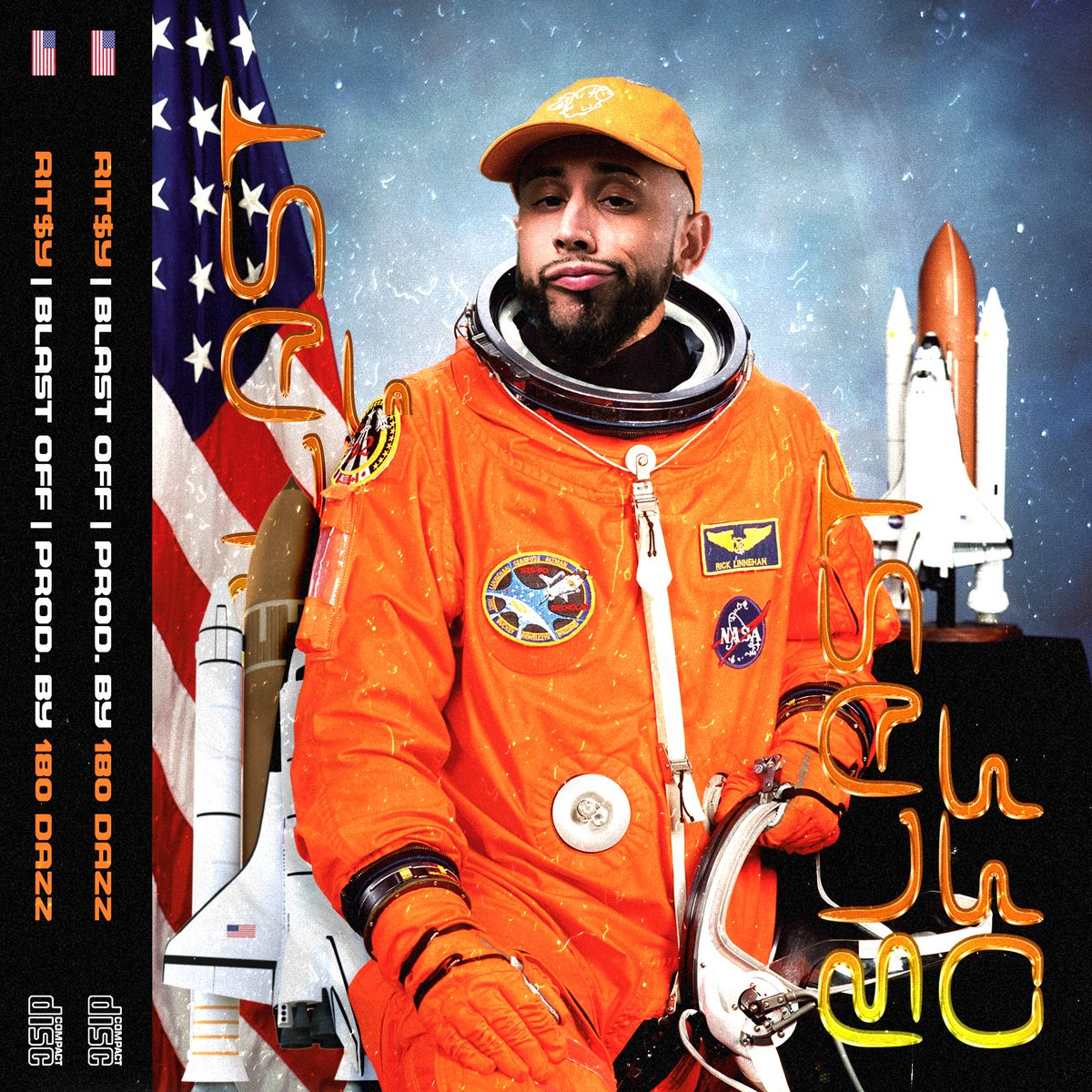 """Rit$y – """"Blast Off"""" Official Video"""