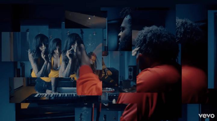 "Bas – ""Fragrance"" Feat. Correy C Music Video"