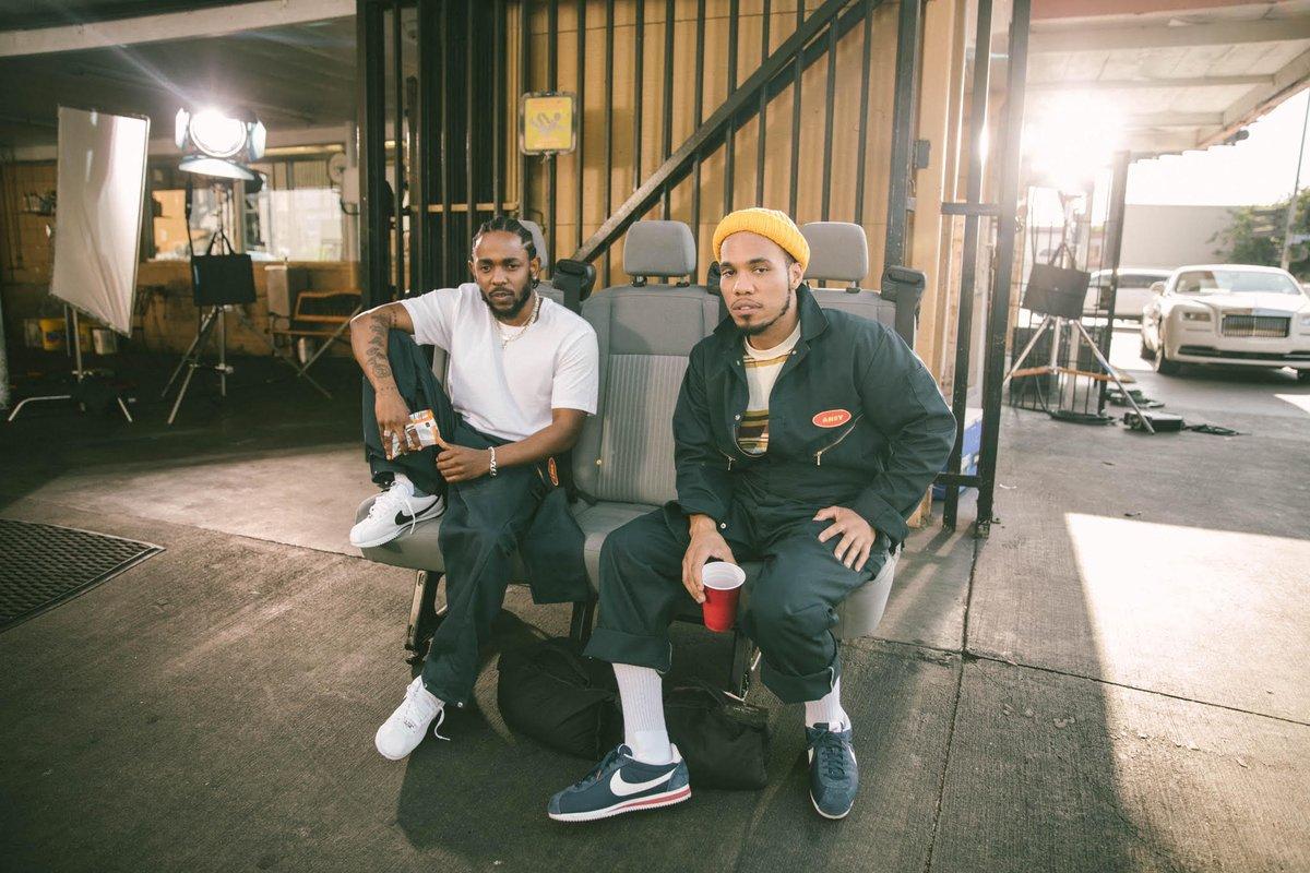 "Anderson .Paak – ""Tints"" ft. Kendrick Lamar"