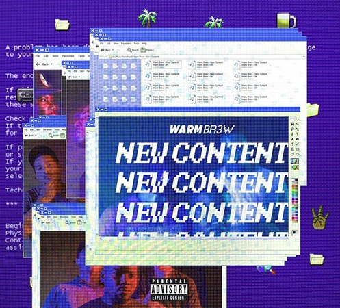 "Warm Brew Release ""New Content"""
