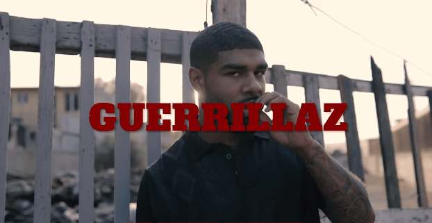"Free Ackrite – ""Guerillaz"" Music Video Feat. Freddie Gibbs Shot by Patroni Films"
