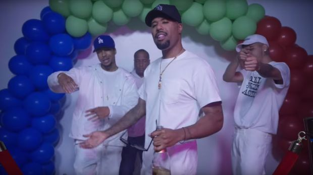 """Dom Kennedy – """"Christopher Columbus"""" Feat. Ray Wright Official Music Video"""