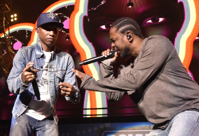 "Kendrick Lamar, Mike WiLL Made-It, Pharrell – ""The Mantra"""