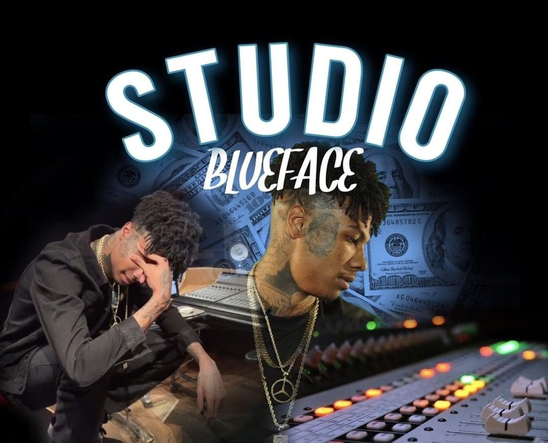 """Blueface – """"Studio"""" Prod By Lillaudiano"""