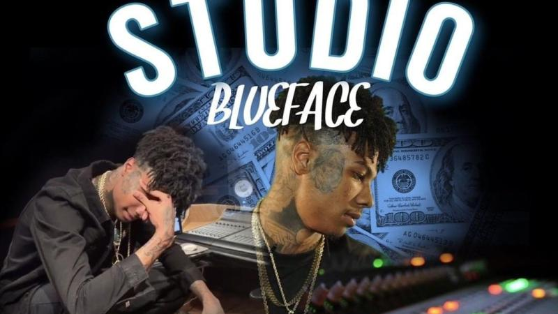 "Blueface – ""Studio"" Prod By Lillaudiano"