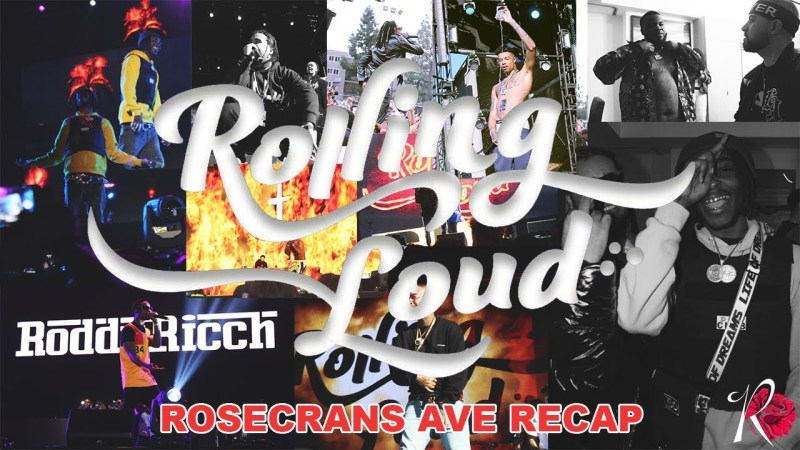 Rolling Loud LA 2018 Recap Featuring Interviews W/ Rucci, Blueface, Mozzy, Maxo Kream & $tupid Young