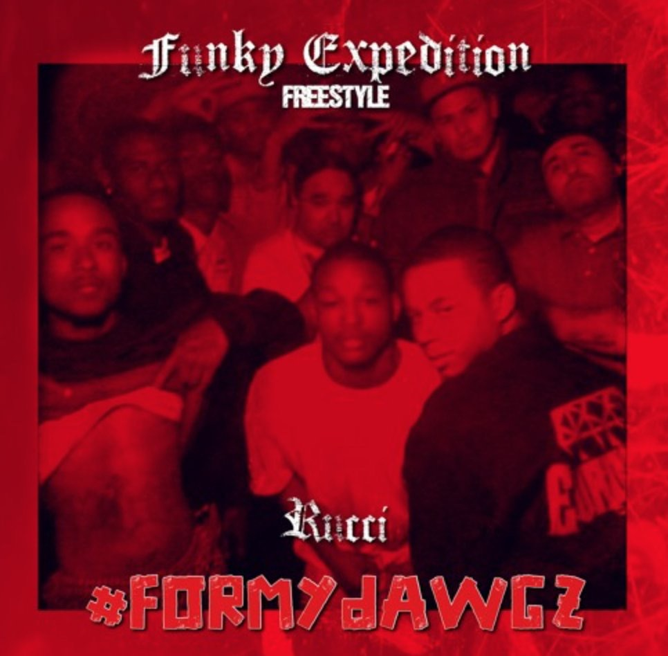 "Rucci – ""Funky Expedition"" Freestyle"