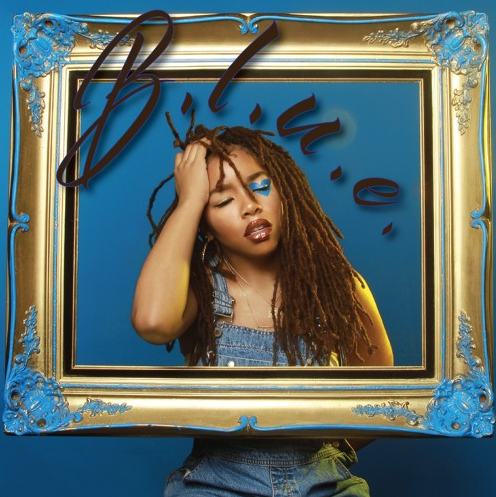 "LaDiamondBLUE Releases ""B.L.U.E."" (Because Love Uses Everyone) EP"