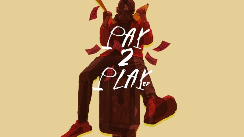 "Mike Dinero ""Pay 2 Play"" EP"