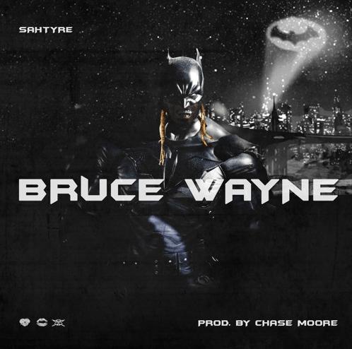 """Sahtyre – """"Bruce Wayne"""""""